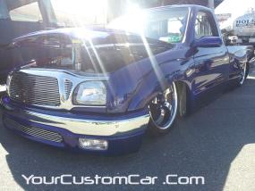 2011 drop em wear show, custom toyota minitruck