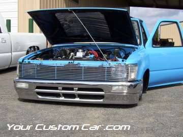 drop em wear show, car truck show, custom minitruck, custom car, custom toyota