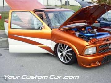 drop em wear show, car truck show, custom minitruck, custom car, turbo s10
