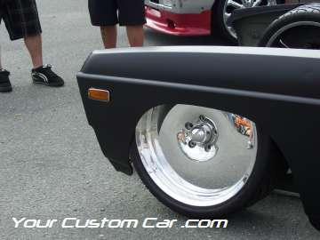 drop em wear show, car truck show, custom minitruck, custom car, custom wheels