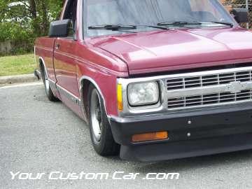 drop em wear show, car truck show, custom minitruck, custom car, custom square body