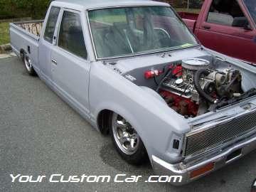 drop em wear show, car truck show, custom minitruck, custom car, custom body drop