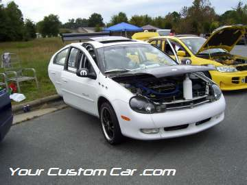 drop em wear show, car truck show, custom minitruck, custom car, custom neon