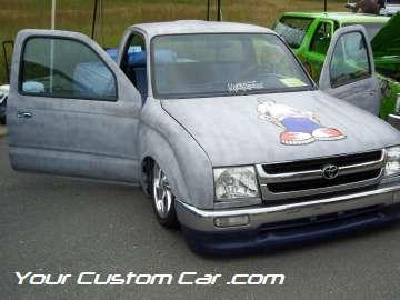 drop em wear show, car truck show, custom minitruck, custom car, custom yota