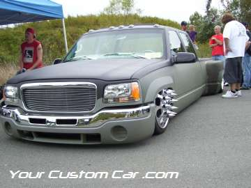drop em wear show, car truck show, custom minitruck, custom car, custom dually