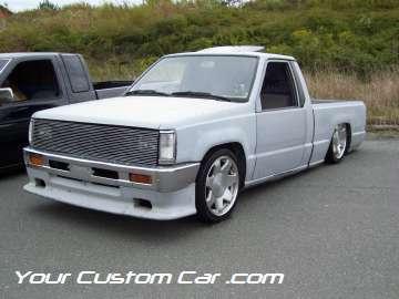 drop em wear show, car truck show, custom minitruck, custom car, custom