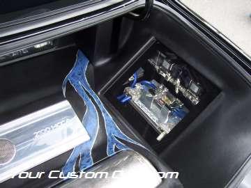drop em wear show, car truck show, custom minitruck, custom car, custom impala interior
