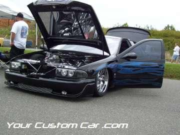 drop em wear show, car truck show, custom minitruck, custom car, custom impala ss