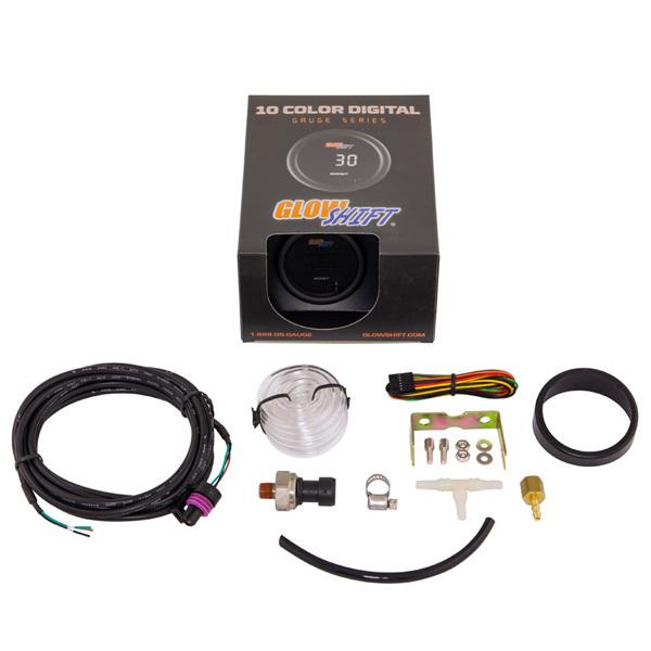 boost gauge accessories