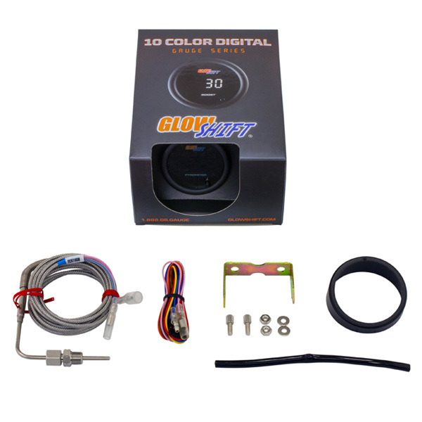 digital exhaust gas temperature gauge accessories