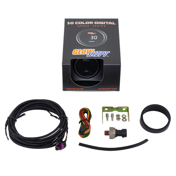 digital fuel pressure gauge accessories