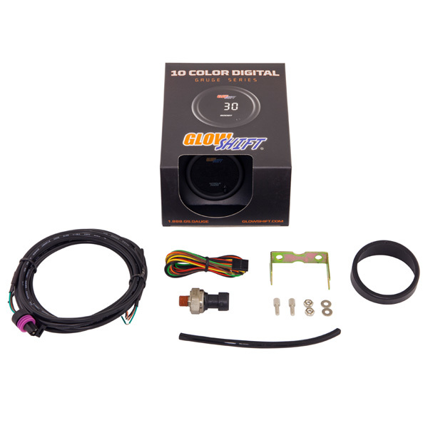 digital nitrous pressure gauge accessories