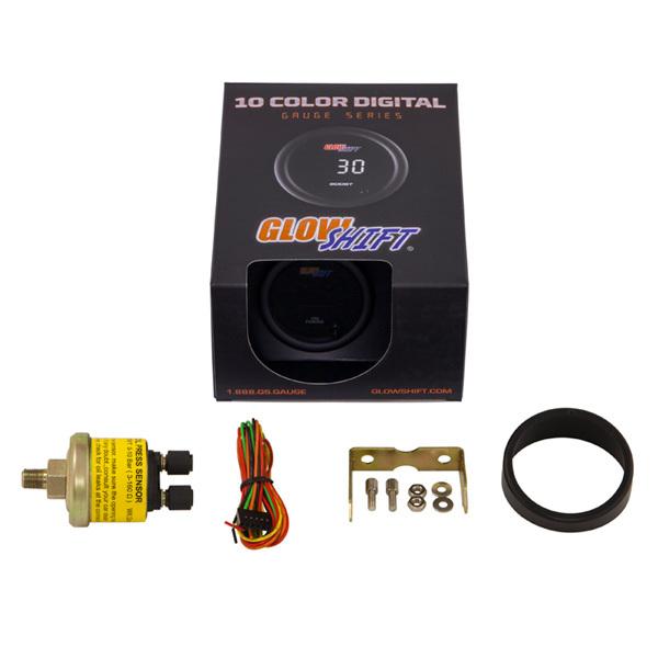 digital oil pressure gauge accessories