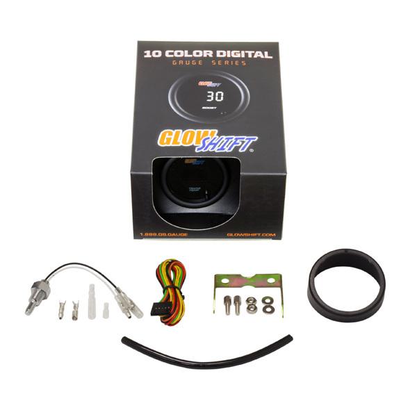 digital transmission temperature gauge accessories