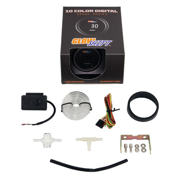 digital volt vacuum gauge accessories