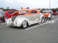 Custom Ford Hotrod with Trailer