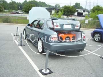 Custom Honda