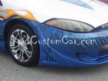 Custom Mercury Cougar