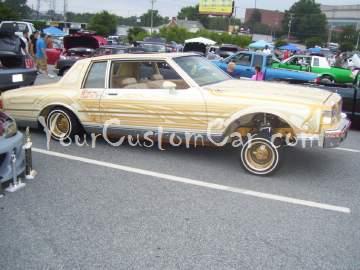 Custom Caprice Lowrider
