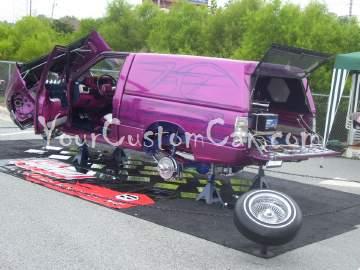 Lowrider minitruck