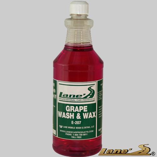 best car wash and wax soap, lane's grae wash and wax, yourcustomcar.com wash and wax