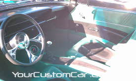 custom biscayne interior