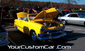 51 ford convertible