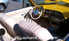 51 ford interior