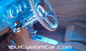 37 ford interior