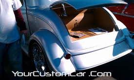 37 ford rear