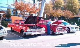 hendricks motorsports car show