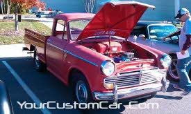1965 datsun l320