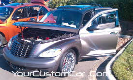 tricked out pt cruiser
