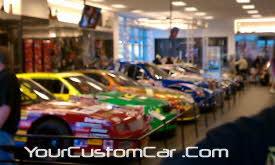 hendrick motorsports museum
