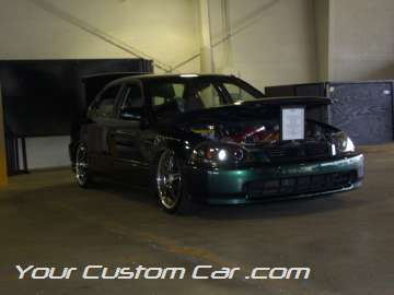 custom modified civic