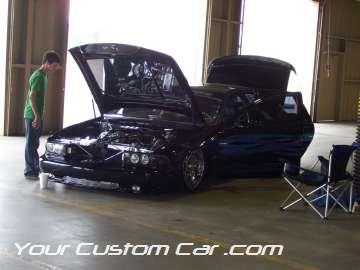 custom 96 chevrolet impala ss