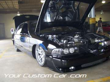 custom 1996 Chevrolet Impala SS