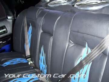 custom impala seats