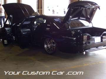 custom 96 Chevrolet Impala SS rear