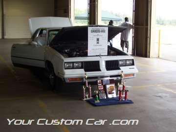 unique olds 442 solar oldsmobile