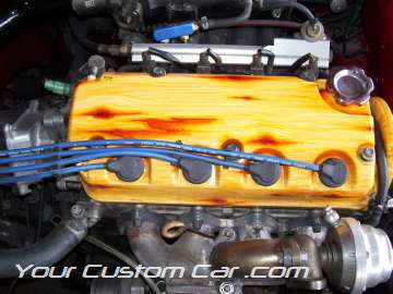 civic valve cover
