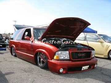 Scr8pfest 11 Car show custom suvs
