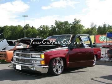 chevy on 22s Scr8pFest 11