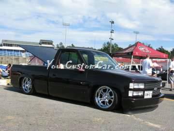 custom black silverado scr8pfest 11