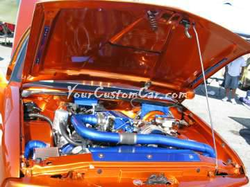 custom engine Scr8pFest