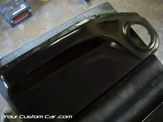 Painted Custom Door Panel Impala Ss
