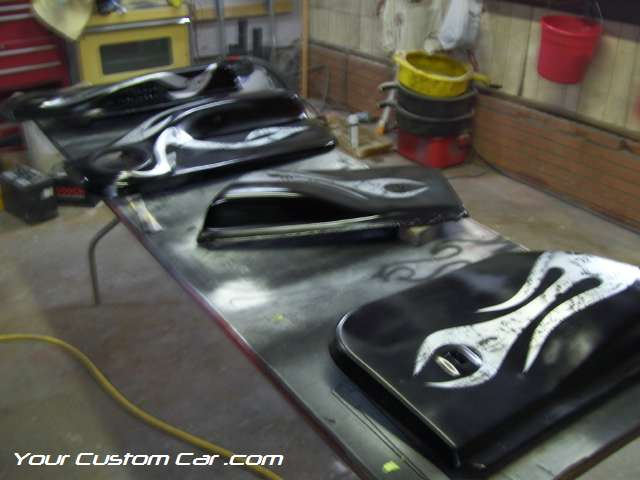 how to custom door panels, impala ss door panels, fiberglass door panels