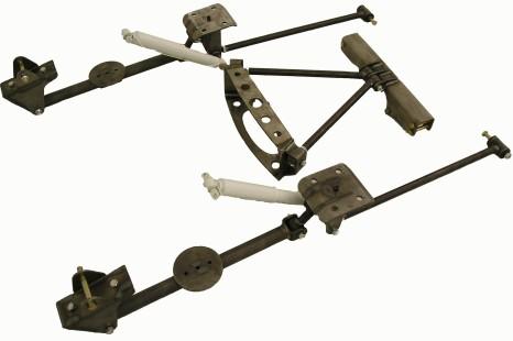KP Components bolt on 4 link kit for 73-87 Checvrolet CK