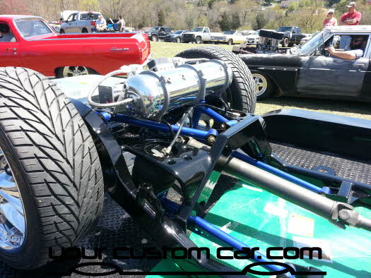 layed out at the park, 2013, yourcustomcar, truck show, car show, custom chassis build