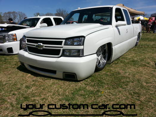 layed out at the park, 2013, silverado 1500, air bag suspension, body drop, yourcustomcar, truck show, car show